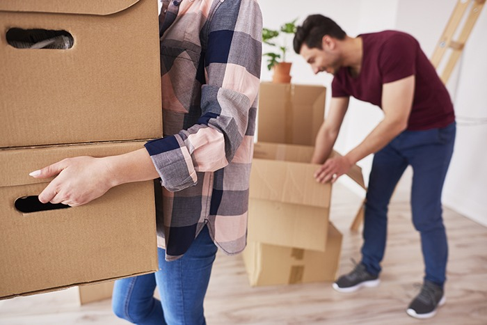 Moving tips for shifting.